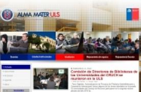 Portal Web Proyecto Alma Mater