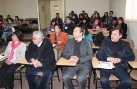 Concurso adjudicado de apoyo a la capacitación docente